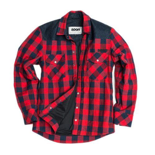 kevlar shirt Logger