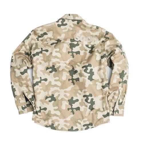 kevlar shirt tracker